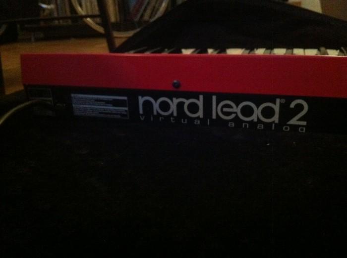 Clavia Nord Lead 2 (81450)