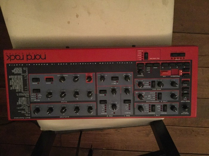 Clavia Nord Rack 1 (86447)