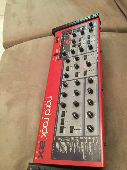 Clavia Nord Rack 2X (82053)