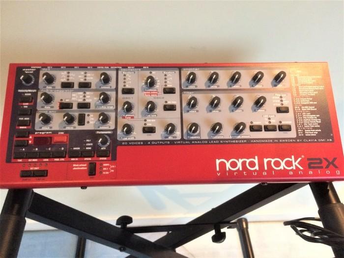 Clavia Nord Rack 2X (78996)
