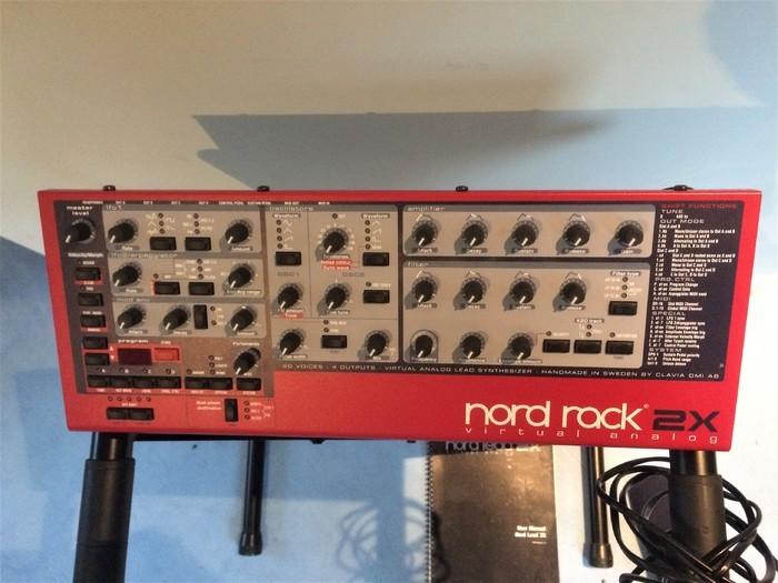 Clavia Nord Rack 2X (21952)