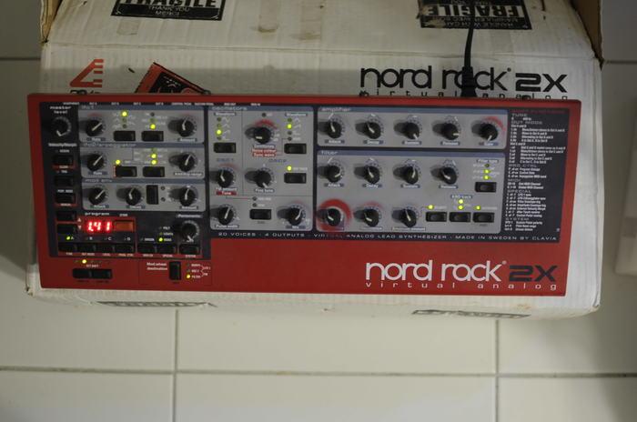 Clavia Nord Rack 2X (8180)