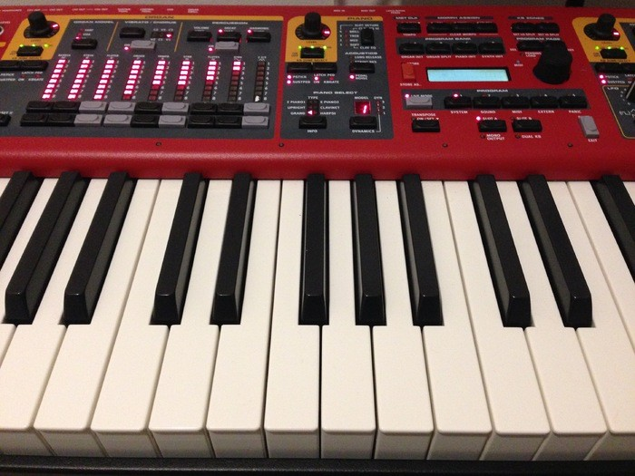 Clavia Nord Stage 2 EX 88 (79043)
