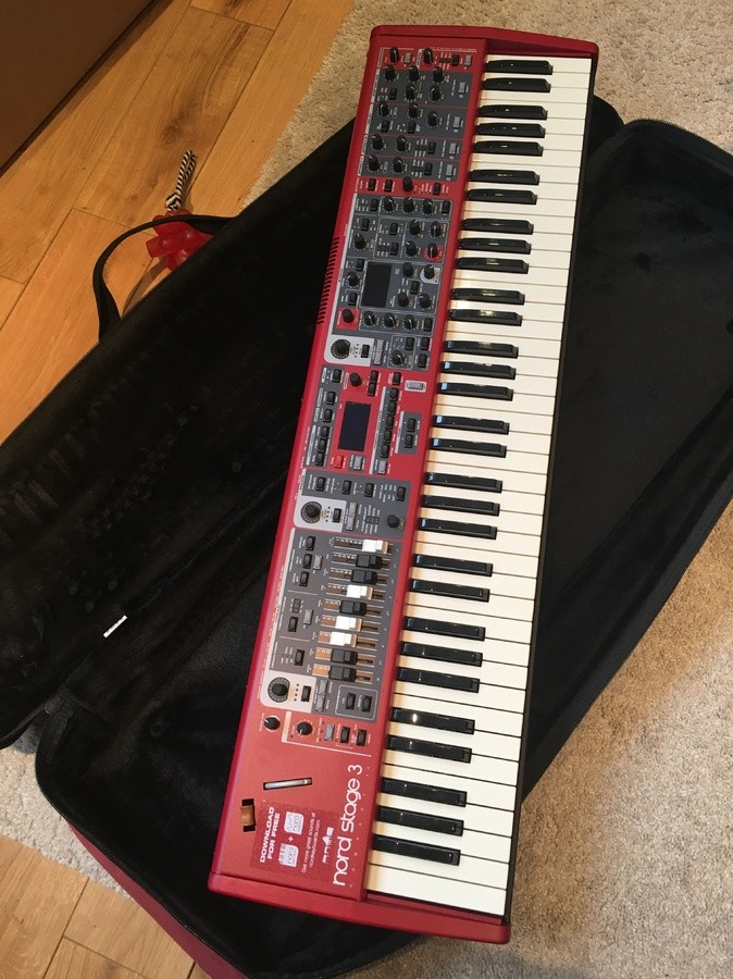Clavia Nord Stage 3 Compact (79607)