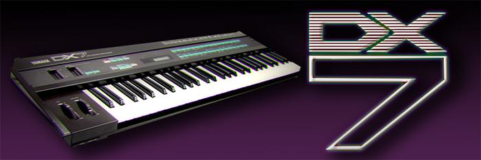 Sysex DX7 Yamaha