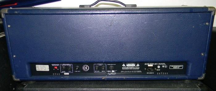 crate blue voodoo bv120h image 769376 audiofanzine. Black Bedroom Furniture Sets. Home Design Ideas