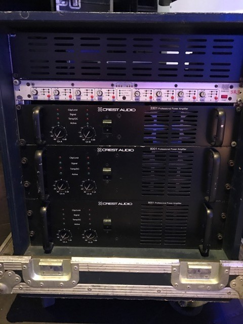 Crest Audio 3301 (9717)