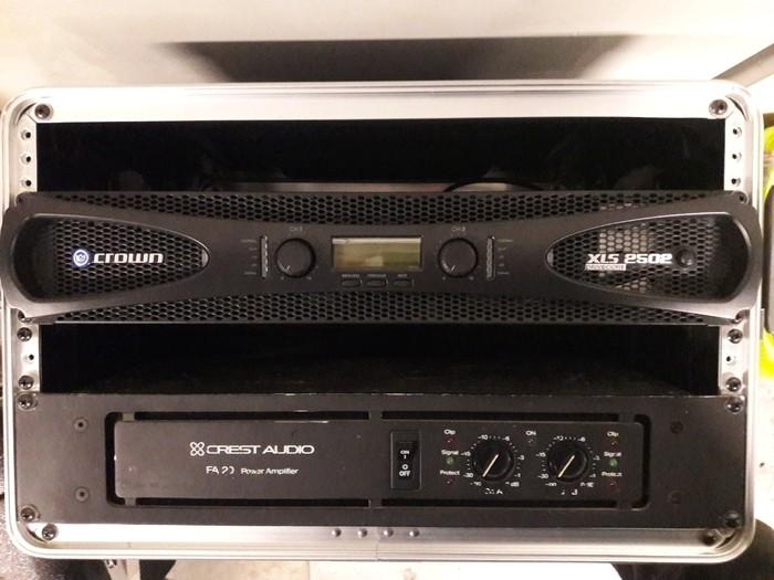 Crest Audio FA 1201 (22572)
