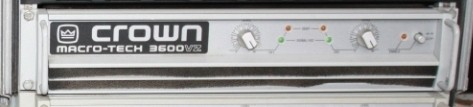 Crown VZ 3600 (4609)