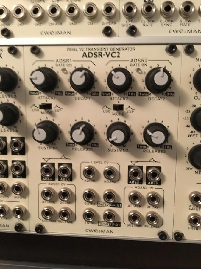 Cwejman ADSR-VC2 (69475)