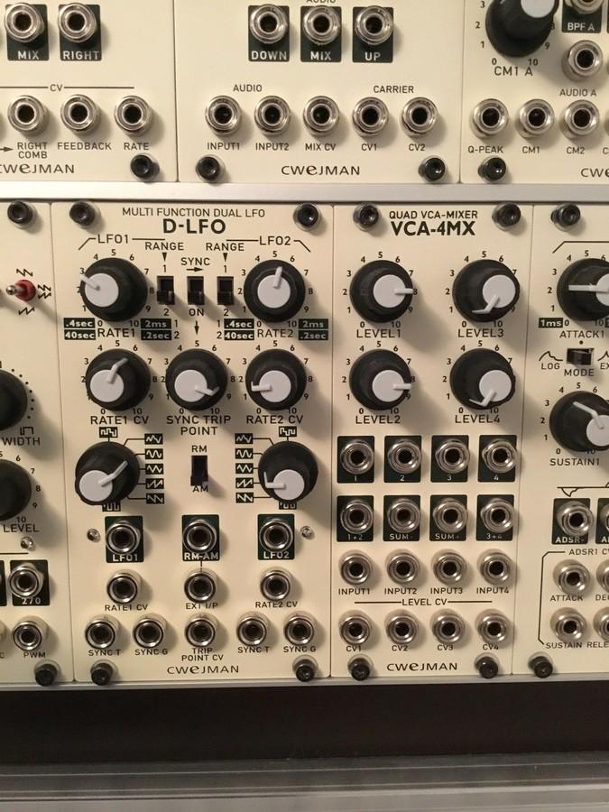 Cwejman VCO-2RM (44466)