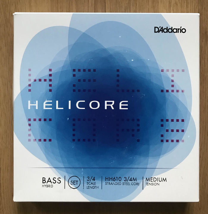 D'Addario Helicore Hybrid Double Bass Strings (31331)