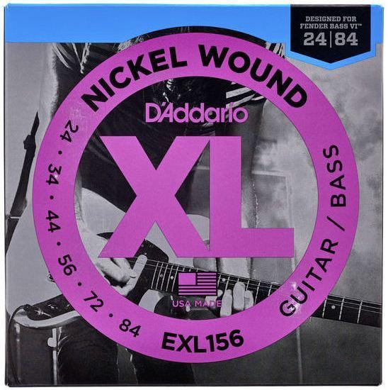D'Addario XL Nickel Wound Electric (44562)