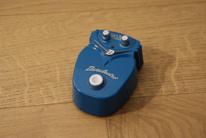 Danelectro DJ-9 Surf & Turf Compressor (91417)