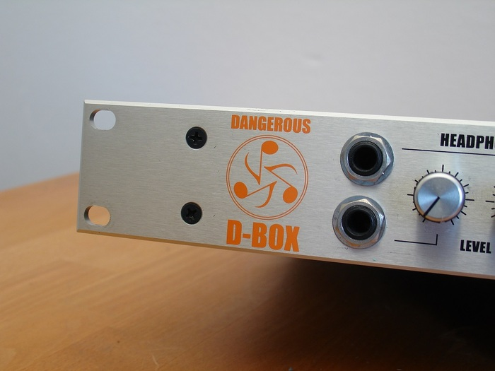 Dangerous Music D-Box DogCake24 images