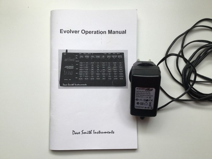 Dave Smith Instruments Evolver (47291)