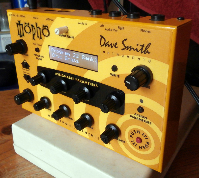 Dave Smith Instruments Mopho (55454)