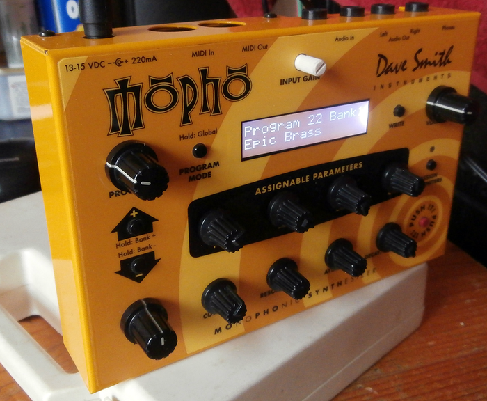 Dave Smith Instruments Mopho (38722)