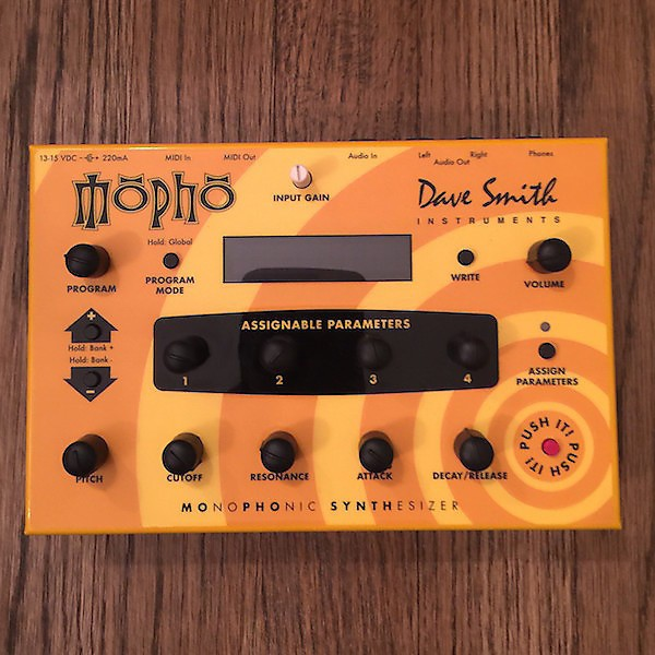 Dave Smith Instruments Mopho (76473)