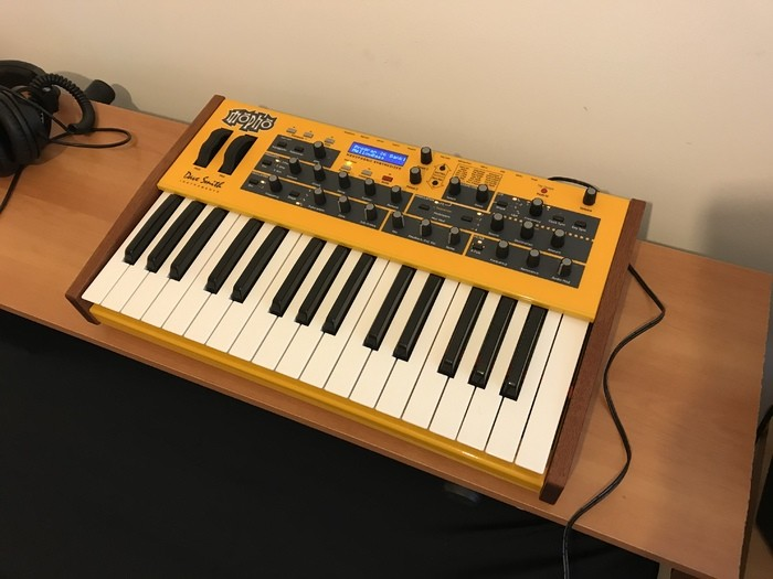 Dave Smith Instruments Mopho Keyboard (41464)