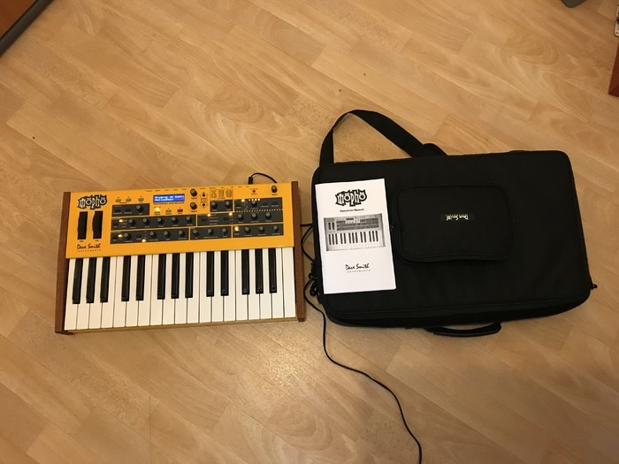 Dave Smith Instruments Mopho Keyboard (11197)
