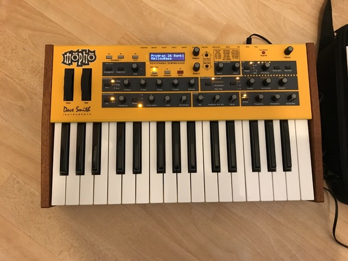 Dave Smith Instruments Mopho Keyboard (5408)