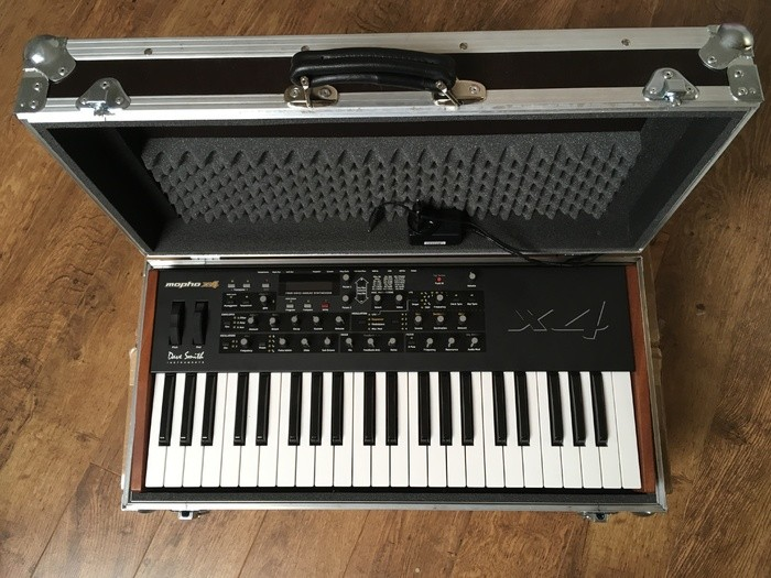 Dave Smith Instruments Mopho x4 (85139)