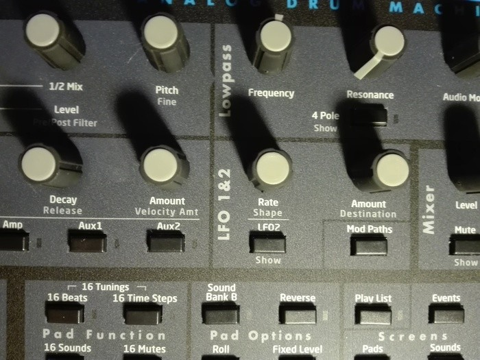 Dave Smith Instruments Tempest (30116)