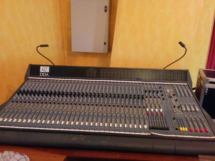 Console analogique dda q2 ile de france audiofanzine - Console analogique occasion ...