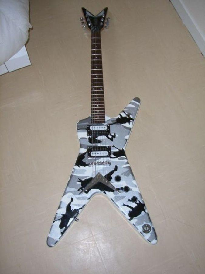Dean Guitars Dimebag Dime-O-Flage