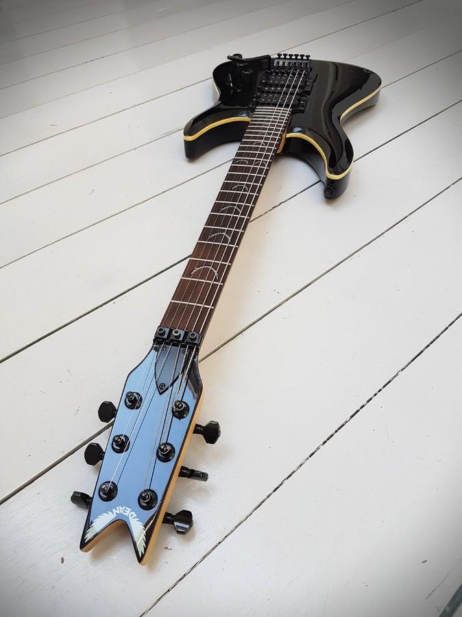 dean guitars ds 91 1707025