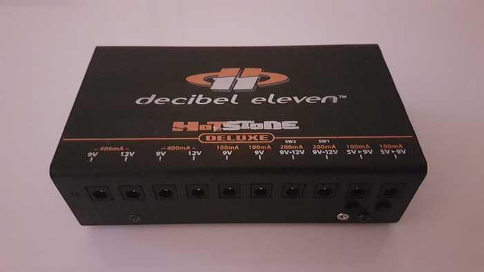 Decibel Eleven Hot Stone SM (74743)
