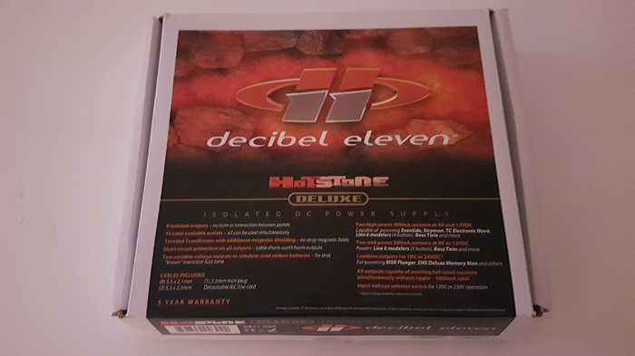 Decibel Eleven Hot Stone SM (57039)