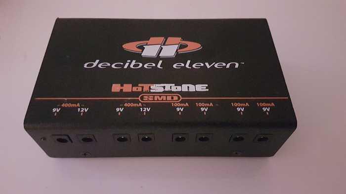 Decibel Eleven Hot Stone SM (94073)