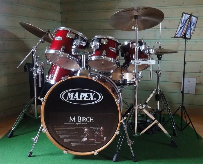 Deep Drums Batterie complete (62170)