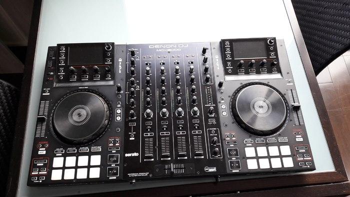 Denon DJ MCX8000 (59962)