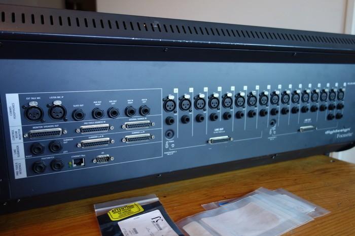 Digidesign Control 24 Urk Boombleep images