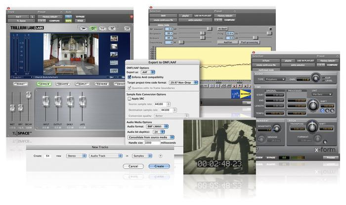 Digidesign DV Toolkit 2.x colimbo images