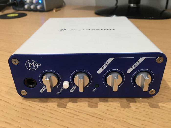 Digidesign Mbox 2 Mini (33415)
