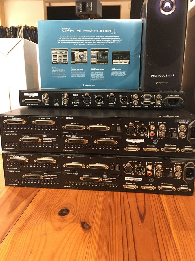 Digidesign Pro Tools|HD (4536)