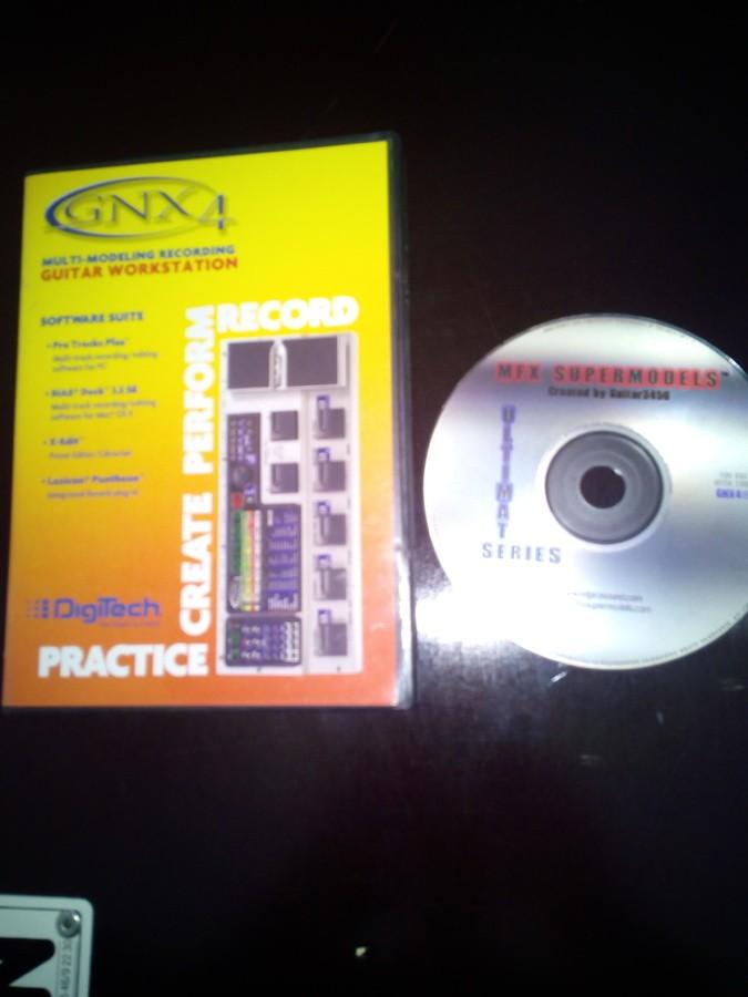 DigiTech GNX4 (96099)