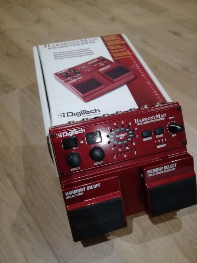 DigiTech HarmonyMan (20678)