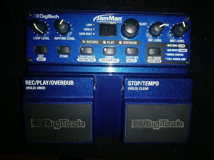 DigiTech JamMan (24500)