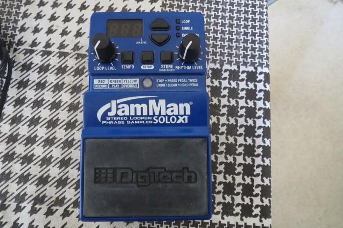 DigiTech JamMan Solo XT flamingjp images