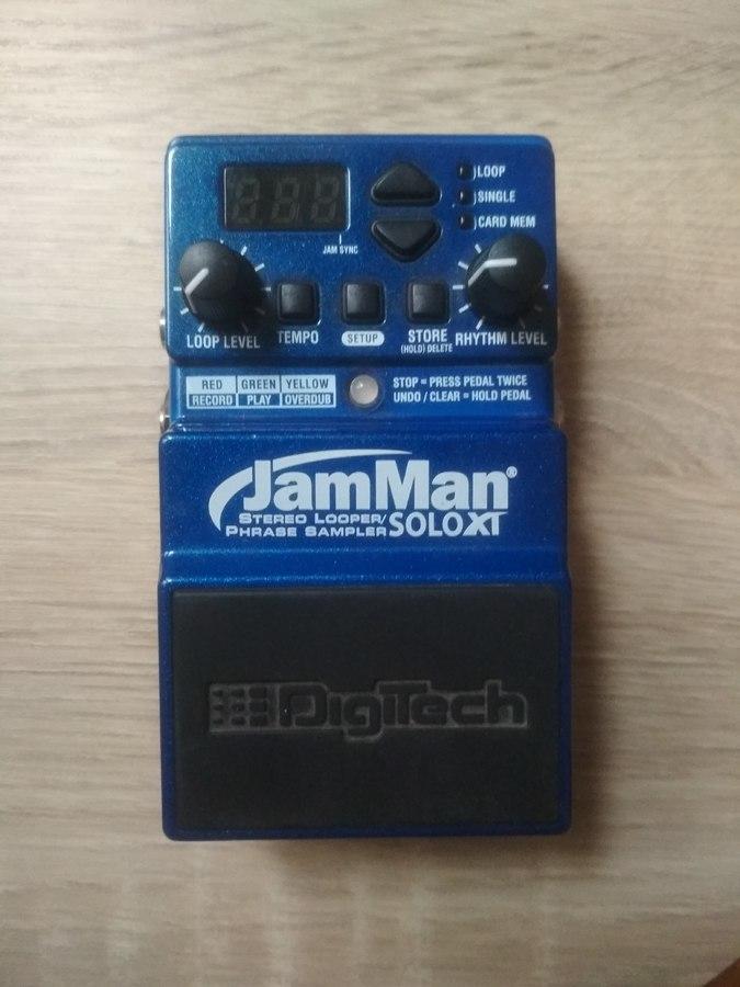 DigiTech JamMan Solo XT Ran81 images