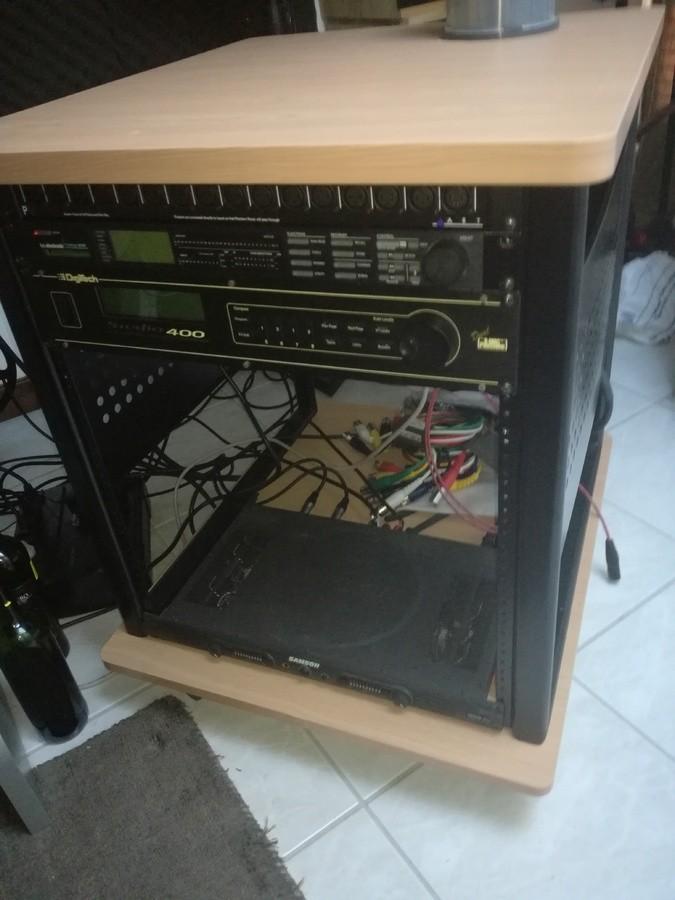 DigiTech Studio S400 (20423)