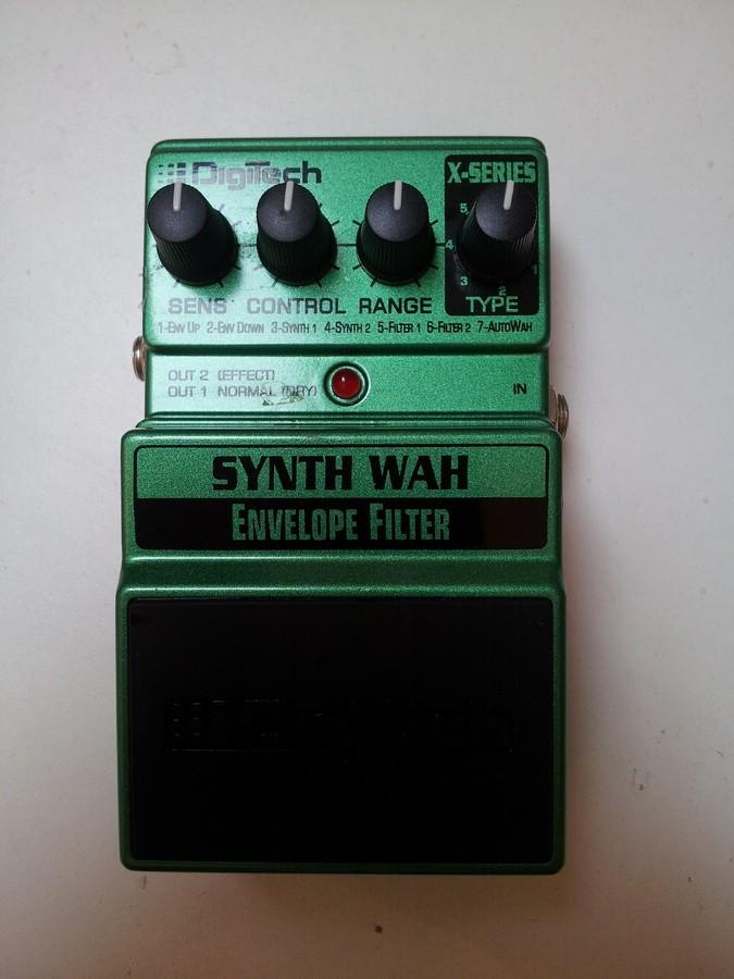 DigiTech Synth Wah (23232)