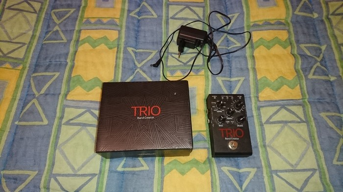DigiTech Trio Band Creator (43641)