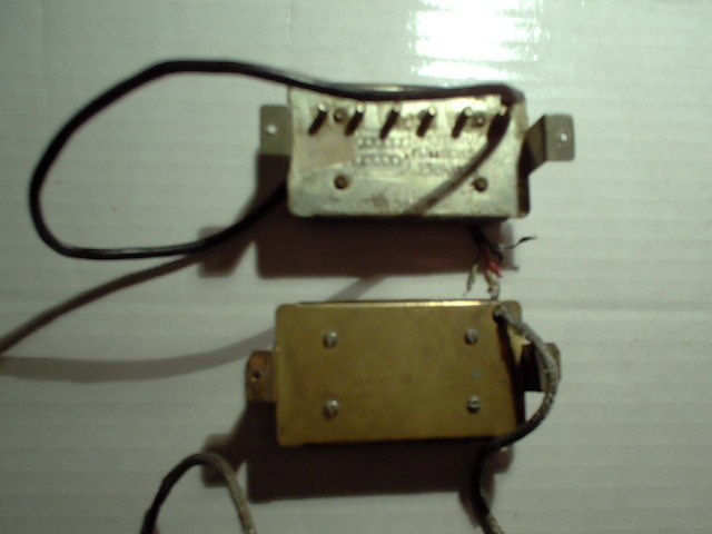 DiMarzio DP100 Super Distortion image (#203040) - Audiofanzine
