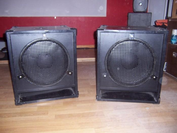Forex 38 cm bass
